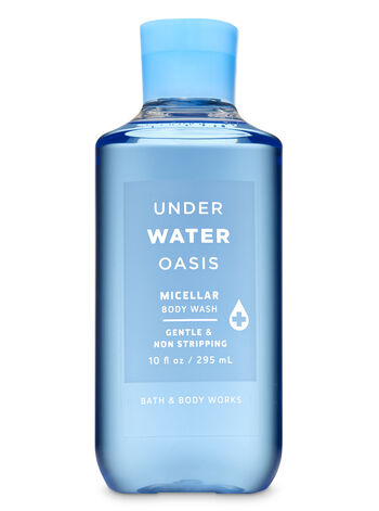 Signature Collection Underwater Oasis Micellar Body Wash - Bath And Body Works