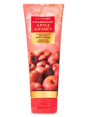 Champagne Apple & Honey Ultra Shea Body Cream