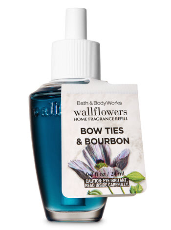 Bowties & Bourbon Wallflowers Fragrance Refill - Bath And Body Works