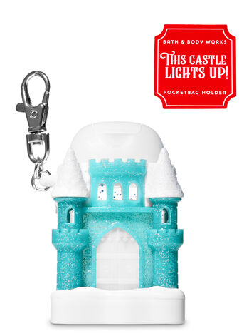 Ice Castle Light-Up PocketBac Holder