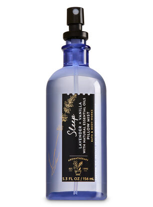 Lavender Vanilla Pillow Mist