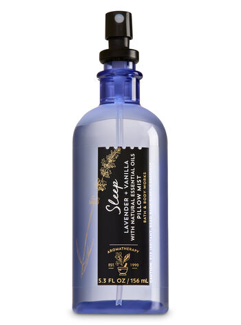 Aromatherapy Lavender Vanilla Pillow Mist - Bath And Body Works