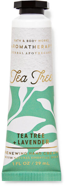 Tea Tree Lavender Hand Cream
