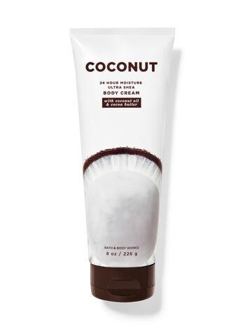 Coconut Ultra Shea Body Cream