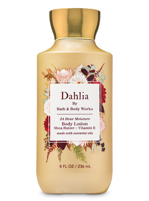 Dahlia Super Smooth Body Lotion