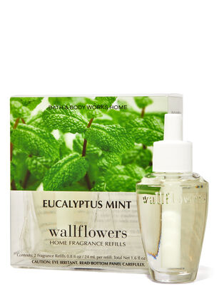 Eucalyptus Mint Wallflowers Refills 2-Pack