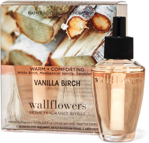 Vanilla Birch Wallflowers Refills 2-Pack