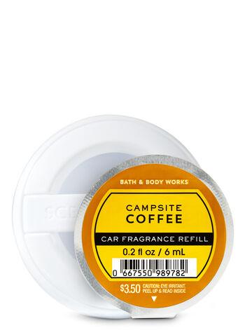 Campsite Coffee Car Fragrance Refill - Bath And Body Works