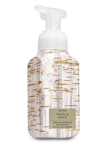 Vanilla Birch Gentle Foaming Hand Soap - Bath And Body Works