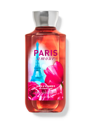 Paris Amour Shower Gel