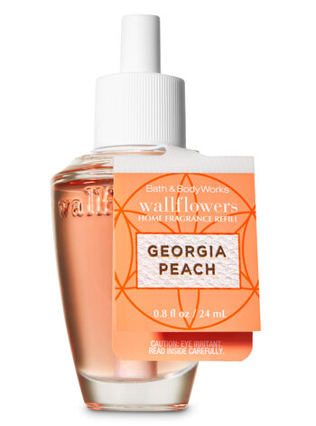 Georgia Peach Wallflowers Fragrance Refill - Bath And Body Works