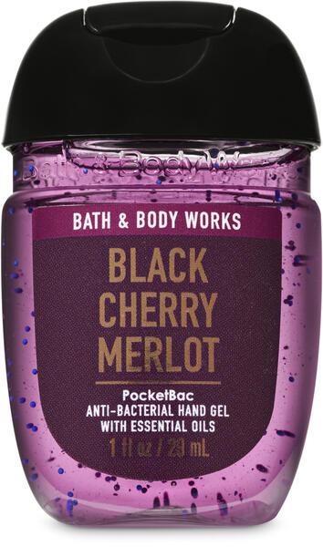 Black Cherry Merlot PocketBac Hand Sanitizer