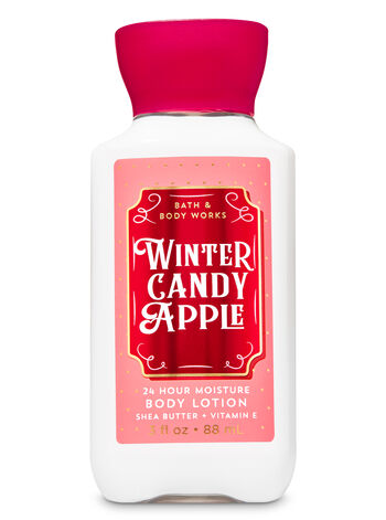 Winter Candy Apple Travel Size Body Lotion - Bath And Body Works