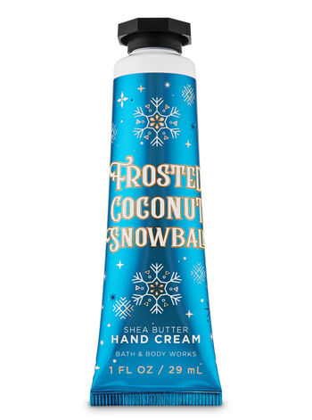 Frosted Coconut Snowball Hand Cream - Bath And Body Works