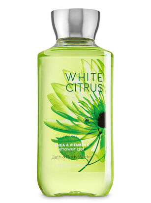 White Citrus Shower Gel