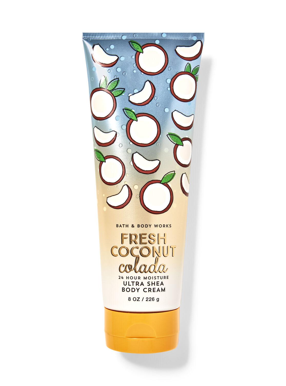 Fresh Coconut Colada Ultra Shea Body Cream