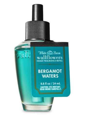 White Barn Bergamot Waters Wallflowers Fragrance Refill - Bath And Body Works