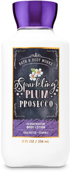 Sparkling Plum Prosecco Super Smooth Body Lotion