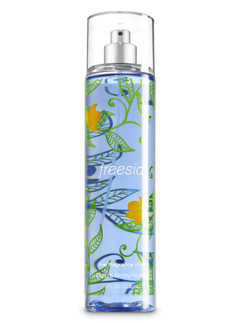 Signature Collection Freesia Fine Fragrance Mist - Bath And Body Works