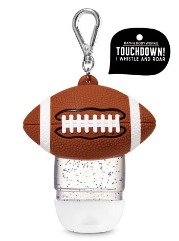 Noise-making Football PocketBac Holder - Bath And Body Works