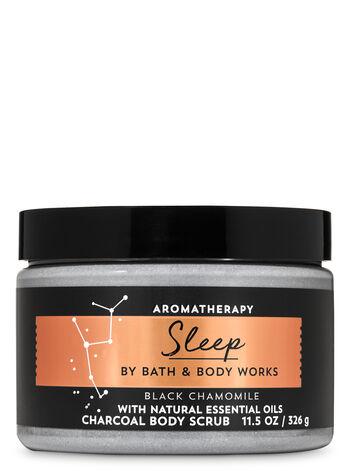 Aromatherapy Black Chamomile Charcoal Body Scrub - Bath And Body Works
