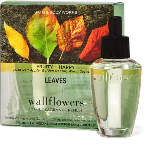 Leaves Wallflowers Refills 2-Pack