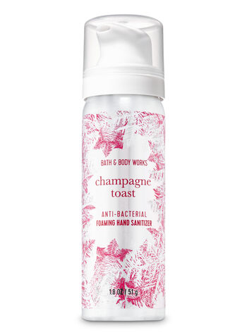 Champagne Toast Foaming Hand Sanitizer - Bath And Body Works