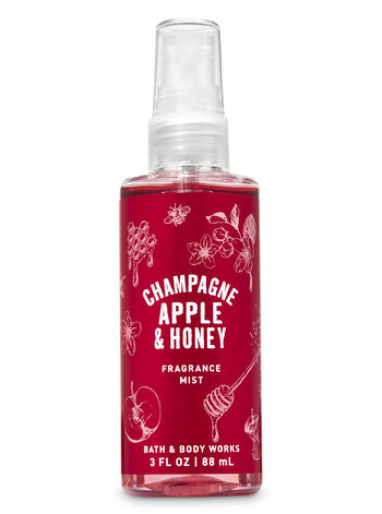 Champagne Apple & Honey Travel Size Fine Fragrance Mist - Bath And Body Works