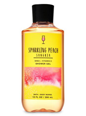 Sparkling Peach Sangria Shower Gel - Bath And Body Works