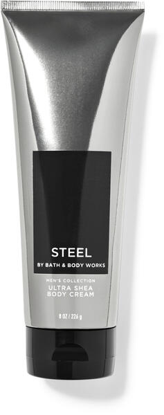 Steel Ultra Shea Body Cream