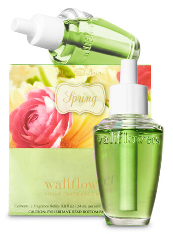 Spring Wallflowers Refills, 2-Pack - Bath And Body Works