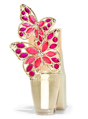 Gemstone Butterfly Nightlight Wallflowers Fragrance Plug
