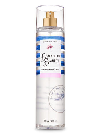 Beachfront Blanket Fine Fragrance Mist - Bath And Body Works