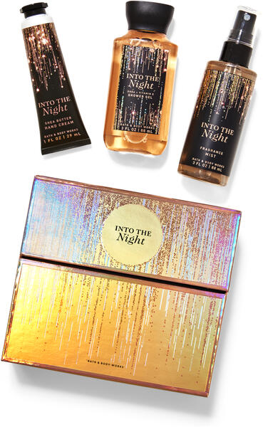 Into the Night Mini Gift Box Set