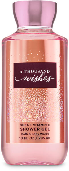 배쓰앤바디웍스 샤워젤 Bathandbodyworks A Thousand Wishes Shower Gel
