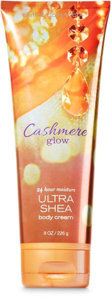 Cashmere Glow Ultra Shea Body Cream