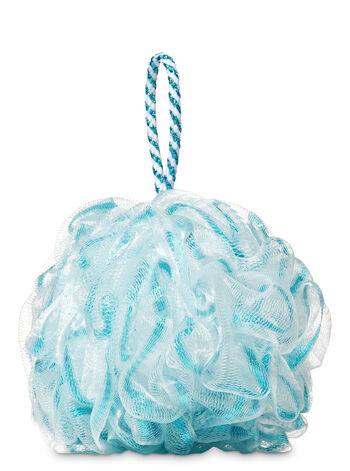 Turquoise Shower Sponge - Bath And Body Works