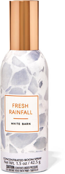 Fresh Rainfall Concentrated Room Spray