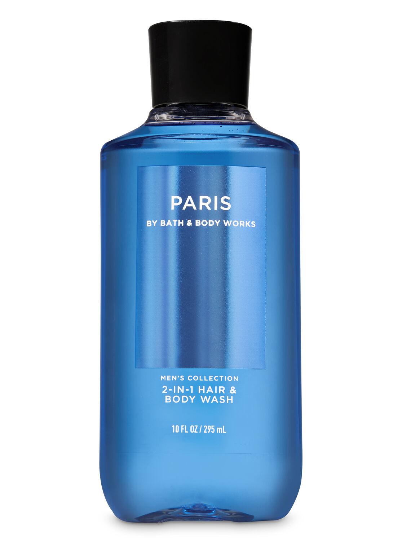 Paris 2-in-1 Hair + Body Wash