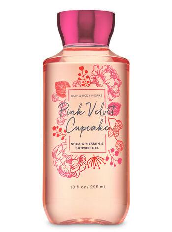 Pink Velvet Cupcake   Shower Gel    by Bath & Body Works