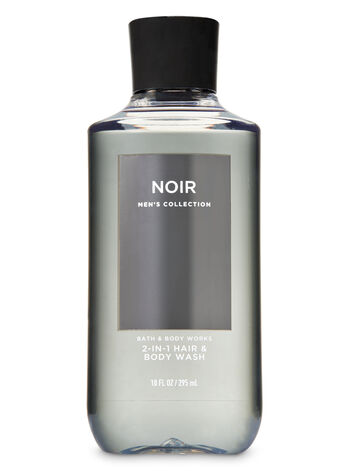 Noir 2-in-1 Hair + Body Wash