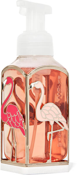 Flamingos Gentle Foaming Soap Holder