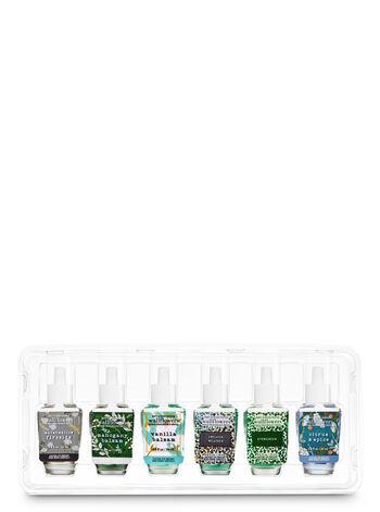 Fresh & Woodsy Wallflowers Refills, 6-Pack