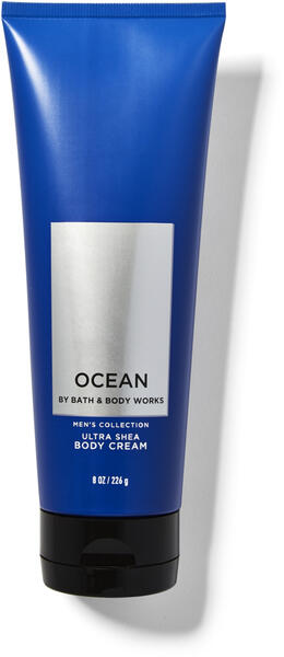Ocean Ultra Shea Body Cream