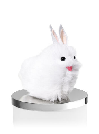 Bunny 3-Wick Candle Magnet - Bath And Body Works