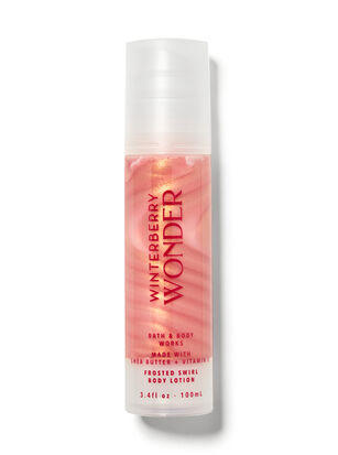 Winterberry Wonder Frosted Swirl Body Lotion