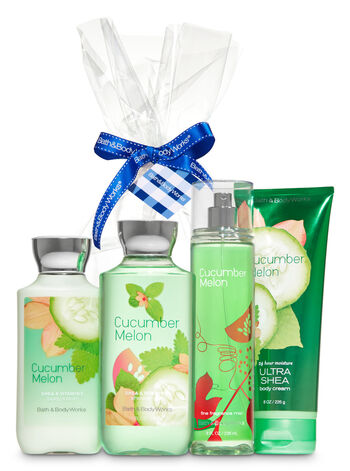 Cucumber Melon Gift Kit - Bath And Body Works