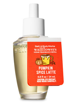 Pumpkin Spice Latte Wallflowers Fragrance Refill