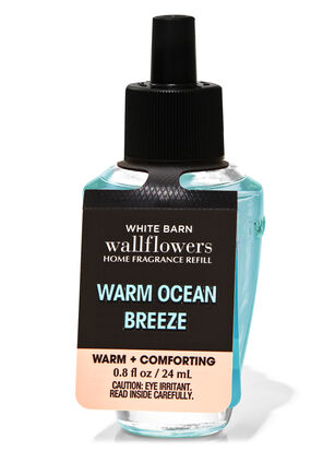 Warm Ocean Breeze Wallflowers Fragrance Refill