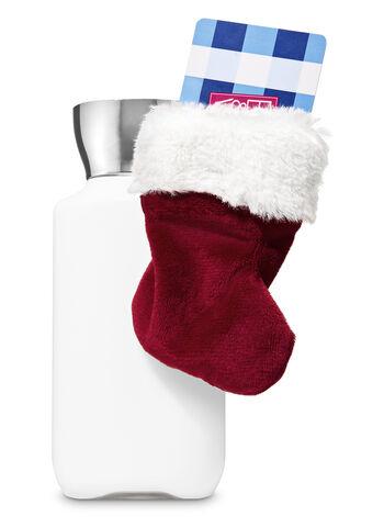 Stocking Gift Card Holder